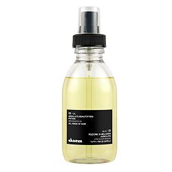 Davines Essential Haircare OI/Oil Absolute beautifying potion Trial kit - Масло для абсолютной красоты волос с маслом аннатто 6 x 12 мл