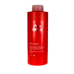 Wella Brilliance Line - Бальзам для окрашенных жестких волос 1000 мл