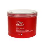 Wella Brilliance Line - Маска для окрашенных жестких волос 500 мл