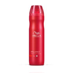 Wella Brilliance Line - Шампунь для окрашенных жестких волос 250 мл