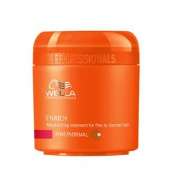 Wella Enrich Line - Питательная крем-маска для нормальных и тонких волос 150 мл