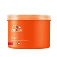 Wella Enrich Line - Питательная крем-маска для жестких волос 500 млWella Enrich Line - Питательная крем-маска для жестких волос 500 мл купить по низкой цене с доставкой по Москве и регионам в интернет-магазине ProfessionalHair.<br>