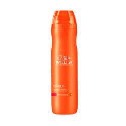 Wella Enrich Line - Питательный шампунь для объема нормальных и тонких волос 250 мл