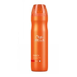 Wella Enrich Line - Питательный шампунь для увлажнения жестких волос 250 мл