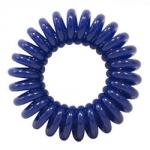Hair Bobbles HH Simonsen - Резинка-браслет для волос, Темно-синяя, 3 штуки