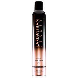 CHI Kardashian Beauty Black Pure Glitz Hair Spray Haz 2 - Лак для волос, 360 мл