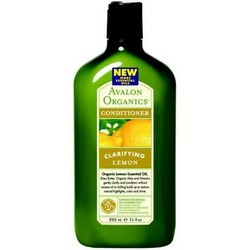Avalon Organics Lemon Clarifying Conditioner - Кондиционер Лимон, 325мл