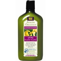 Avalon Organics Ylang Ylang Shine Conditioner - Кондиционер Иланг Иланг, 325 мл