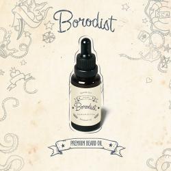 Borodist Beard Oil Premium - Масло для бороды, Океан
