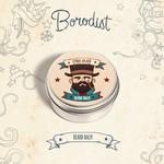 Borodist Citrus Splash Beard Balm - Бальзам для бороды, 50 г.