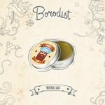 Borodist Natural Wax - Воск для усов, 13 г.