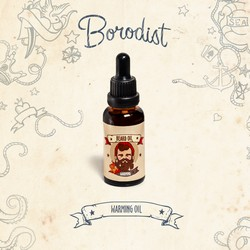 Borodist Warming Oil - Масло для бороды