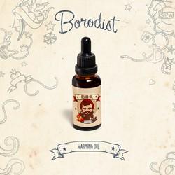 Borodist Warming Oil - Масло для бороды