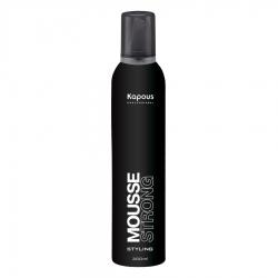 Kapous Professional - Мусс для укладки волос сильной фиксации 400 мл