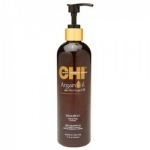 CHI Argan Oil Plus Moringa Oil Shampoo - Восстанавливающий шампунь с маслом арганы, 355 мл.