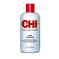 CHI Infra Shampoo - Шампунь Чи Инфра 355 млCHI Infra Shampoo - Шампунь Чи Инфра 355 мл купить по низкой цене с доставкой по Москве и регионам в интернет-магазине ProfessionalHair.<br>