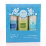 CocoChoco Trio Pure - Пробный набор Трио-Пак 100, 3*100 мл.