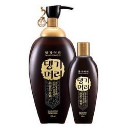 Daeng Gi Meo Ri Gold Black - Шампунь для волос, Набор для роста и профилактики выпадения волос, 500 мл + 145 мл