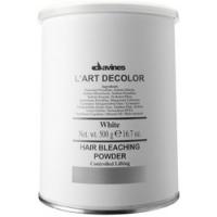 Davines Lart Decolor Bleaching Powder - Пудра осветляющая, 500 гDavines Lart Decolor Bleaching Powder - Пудра осветляющая, 500 г купить по низкой цене с доставкой по Москве и регионам в интернет-магазине ProfessionalHair.<br>