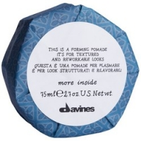 Davines More Inside Forming Pomade - Помада моделирующая для текстурных и пластичных образов, 75 млDavines More Inside Forming Pomade - Помада моделирующая для текстурных и пластичных образов, 75 мл купить по низкой цене с доставкой по Москве и регионам в интернет-магазине ProfessionalHair.<br>