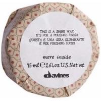 Davines More Inside Shine Wax - Воск блеск для глянцевого финиша, 75 млDavines More Inside Shine Wax - Воск блеск для глянцевого финиша, 75 мл купить по низкой цене с доставкой по Москве и регионам в интернет-магазине ProfessionalHair.<br>