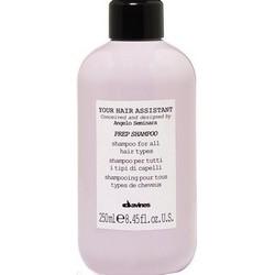 Davines Your Hair Assistant Prep Shampoo - Универсальный шампунь для подготовки волос к укладке для всех типов волос, 250 мл