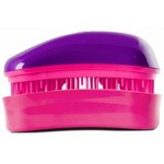 Dessata Hair Brush Mini Purple-Fuchsia - Расческа для волос, Фиолетовый-Фуксия
