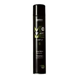 Dikson Move Me 8 Pump Up - Лак спрей для придания объема волосам 500 мл
