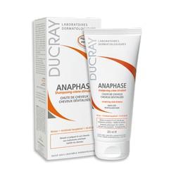 Ducray Anaphase Stimulating cream shampoo - Шампунь стимулирующий, 200 мл