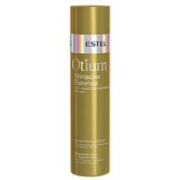 Estel Otium Miracle - Шампунь-уход для восстановления волос, 250 млEstel Otium Miracle - Шампунь-уход для восстановления волос, 250 мл купить по низкой цене с доставкой по Москве и регионам в интернет-магазине ProfessionalHair.<br>
