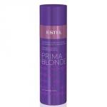 Estel Otium Prima Blonde - Бальзам оттеночный серебристый для холодных оттенков, 200 мл