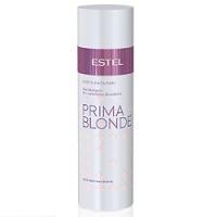 Estel Otium Prima Blonde - Блеск-бальзам для светлых волос, 200 млEstel Otium Prima Blonde - Блеск-бальзам для светлых волос, 200 мл купить по низкой цене с доставкой по Москве и регионам в интернет-магазине ProfessionalHair.<br>