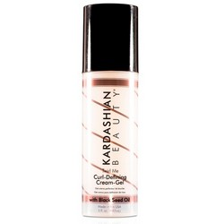 CHI Kardashian Beauty Black Twirl Me Curl-Defining Cream-Gel - Гель для формирования локонов, 147 мл