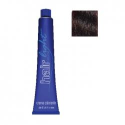 Hair Company Hair Light Crema Colorante - Стойкая крем-краска 4.22 интенсивный искрящийся каштан 100 мл