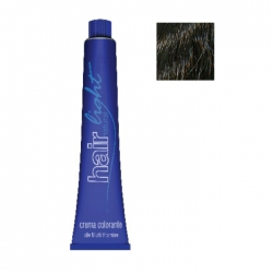 Hair Company Hair Light Crema Colorante - Стойкая крем-краска 4.3 каштановый золотистый 100 мл