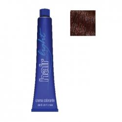 Hair Company Hair Light Crema Colorante - Стойкая крем-краска 5.66 светло-каштановый красный интенсивный 100 мл