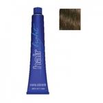 Hair Company Hair Light Crema Colorante - Стойкая крем-краска 7 nocciola орех 100 мл
