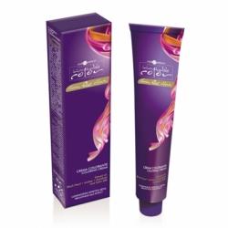Hair Company Inimitable Color Coloring Cream - Крем-краска 5.003 Светло-каштановый карамельный, 100 мл