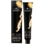 Hair Company Professional Inimitable Pictura - Крем-краска, тон 1 черный, 100 мл