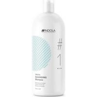 Indola Professional Innova Cleansing Shampoo - Очищающий шампунь для волос, 1500 млIndola Professional Innova Cleansing Shampoo - Очищающий шампунь для волос, 1500 мл купить по низкой цене с доставкой по Москве и регионам в интернет-магазине ProfessionalHair.<br>