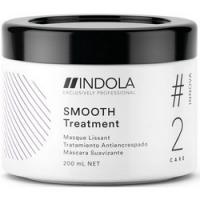 Indola Professional Smooth Treatment - Разглаживающая маска для волос, 200 млIndola Professional Smooth Treatment - Разглаживающая маска для волос, 200 мл купить по низкой цене с доставкой по Москве и регионам в интернет-магазине ProfessionalHair.<br>
