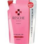 Kanebo Resche Shampoo - Шампунь, Глубокое восстановление волос (сменный блок), 400 мл.