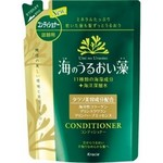 Kanebo Umi No Uruoiso Conditioner - Кондиционер увлажняющий, Морские водоросли и минералы (сменный блок), 462 мл.