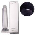 Kapous Крем-краска для волос - 1.2 фиолетово-черный 100 мл