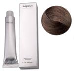 Kapous Крем-краска для волос - 6.1 темный пепельный блонд 100 мл