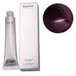 Kapous Крем-краска для волос - 6.2 темный фиолетовый блонд 100 мл