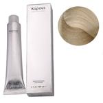 Kapous Крем-краска для волос - 9.0 насыщенный очень светлый блонд 100 мл