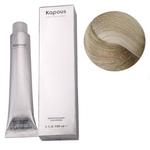 Kapous Крем-краска для волос - 9.1 очень светлый пепельный блонд 100 мл