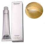 Kapous Крем-краска для волос - 9.33 интенсивный очень светло-золотой блонд 100 мл