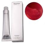 Kapous Крем-краска для волос - Краска для цветного мелирования Красный 100 мл